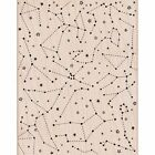 Hero Arts Mounted Rubber Stamps 425 Inch X 55 Inch Constellation 085700897952