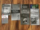Abeka 10th grade brand new lot of teacher keyscurrent editions