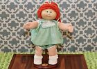1986 Vintage Cabbage Patch Kid CPK IC2 Taiwan Girl with Freckles-BEAUTIFUL