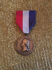 Daughters of the American Revolution Good Citizenship Award Pin Badge With Name