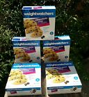 NEW lot 5 Boxes Weight Watchers 8 Individually Wrapped Chocolate Chip Cookies
