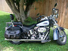 2001 Harley Davidson Softail HERITAGE SPRINGER Private Seller 2nd Owner 4 Five Years INDIANAPOLIS
