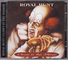 Royal Hunt – Clown In The Mirror ULTRA RARE COLLECTOR'S CD! FREE SHIPPING!