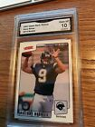 Drew Brees Rookie Cards Checklist and Autographed Memorabilia Guide 26