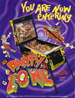 Party Zone Pinball - CPU Rom L-3 [U6] (Standard Flippers Only) [Bally] EPROM