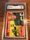 Ray Nitschke Cards, Rookie Card and Autographed Memorabilia Guide 12