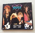 Archives (1984-1989) by Sweet Savage (US) (CD, Jun-2004, RE9446) RARE OOP