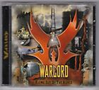 Warlord - Rising Out Of The Ashes RARE CD! FREE SHIPPING!