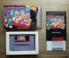 SUPER Punch Out SNES Super Nintendo CIB Complete Box great condition