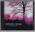 Wicked Minds – From The Purple Skies RARE CD! FREE SHIPPING!