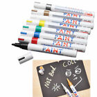 12 Colors Waterproof Marker Pen Permanent Paint For Car Tyre Tire Tread Rubber
