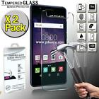 2 Pack Tempered Glass Screen Protector Cover For Philips Xenium S386