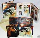 12 Leanin Tree Note Cards Untamed Spirits Horses Horse Jan Taylor Full Color USA