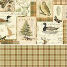 David Textiles North Memories Collection 44 Quilting Cotton Fabric By The Yard