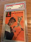1954 Topps #1 Ted Williams Red Sox PSA 4 (MC)