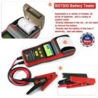 12V 24V Truck Battery Detect Heavy Duty Truck Battery Analyzer Diagnostic Tool