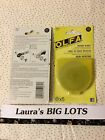 OLFA Rotary Cutter BLADES 60mm pack of 5 blades new Free ship 2150