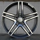20 S65 AMG STYLE WHEELS RIMS FITS MERCEDES BENZ S CLASS 99 05 S430 S500 S320