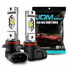 JDM ASTAR 1200Lm H10 9145 2828-LED Fog DRL Running Lights Xenon White Bulbs Lamp