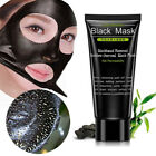 Blackhead Removal Bamboo Charcoal Peel Off Black Face Mask Deep Cleaning Nose