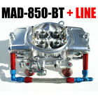 MIGHTY DEMON MAD 850 BT MECHANICAL 850 ANNULAR BLOW THRU TURBO RED BLUE LINE KIT
