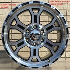 4 New 17 Wheels Rims for Acura SLX Hummer H3 Cadillac Escalade 614