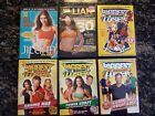 Lot of 6 DVDs Workout Fitness Biggest Loser Jillian Michaels 30 Day EUC Exercise