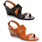 Lauren Blakwell Womens Genesis Wedge Sandal Shoes