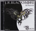 J.R. Blackmore & Friends ‎– Voices RARE CD! FREE SHIPPING!