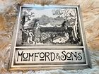 mumford and sons vinyl record Love Your Ground 2008 rare collectible sister