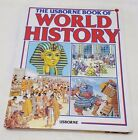 Picture World History The Usborne Book of World History  Empires Civilization