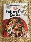 Weight Watchers EATING OUT GUIDERESTAURANT Menu Master Free Shipping