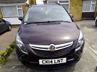 LARGER PHOTOS: Vauxhall Zafira Tourer 2.0 CDTi SRi 5 door Diesel MPV 7 Seaters
