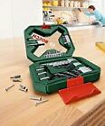 Drill & Screwdriver Bit Set 54-Piece Classic Home DIY Accessories Wood Metal New
