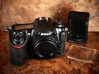 Nikon D D300S 123MP Digital SLR Camera Black Body Only