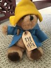 Vintage Plush Darkest Peru Paddington Bear Eden Toys 1975 10