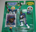 NEW STARTING LINEUP 1998 Ron Dayne  NFL FIGURE.