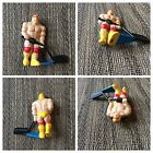 Complete Set Of Remco Superstars Wrestling Shoot Out Hockey Game Wrestlers WWF
