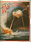 Jeff Wayne Musical Version song book The War of the Worlds Movie Orson Welles