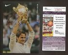 Roger Federer Tennis Cards, Rookie Cards and Autographed Memorabilia Guide 28