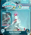 MARK MCGWIRE 2001 BASEBALL STARTING LINEUP FIGURE ST. LOUIS CARDINALS NEW
