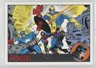 2015 Rittenhouse Avengers: Silver Age Trading Cards 2