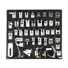42pcs Walking Feet Kit Tools with Case For Domestic Sewing Machine Foot Press