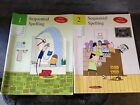 AVKO Sequential Spelling Level 1 and 2 Books