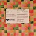 CREATIVE MEMORIES TEXTILES SORBET 10X12 PAPER pack for SCRAPBOOK PAGES NEW pkg