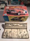 JO-HAN 1970 JAVELIN ORIGINAL BOX & INSTRUCTION ONLY ! KIT#C-1170! CIRCA 1970!