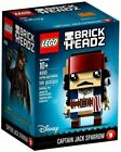 LEGO BRICK HEADZ Disney Captain Jack Sparrow #9 41593 New in Box