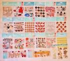 23 Packs Jolees Boutique Stickers Lot Embellishments Dogs Drinks Sports Holidays