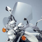 National Cycle Plexistar 2 Windshield Fairing Clear 7/8