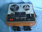 SONY TC 280 REEL TO REEL RECORDER PLAYER WITH COVER